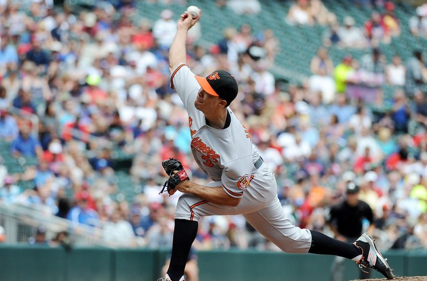 Baltimore Orioles: Ubaldo Jimenez and the Birds blank Anaheim