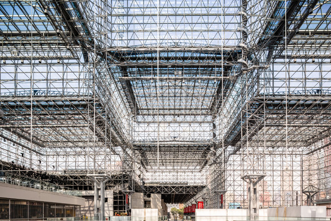 Renovation at Javits Center Alleviates Hazard for Manhattan's Birds