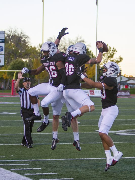 SUU football: T-Birds scoop and score their way to win over Cal Poly