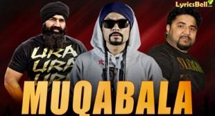 Muqabala Lyrics – Bohemia & KS Makhan