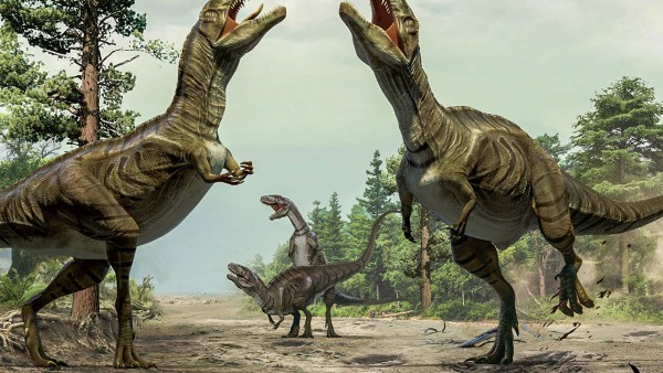 Dinosaurs may have danced like birds to woo mates