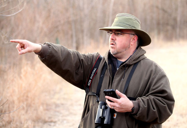 For the birds: Hiebert finds his calling in bird song