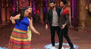 COMEDY NIGHTS BACHAO: KAPOOR & SONS FULL EPISODE 12TH MARCH