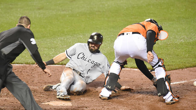 Orioles recap: Birds lose wild one, 8-7, to White Sox