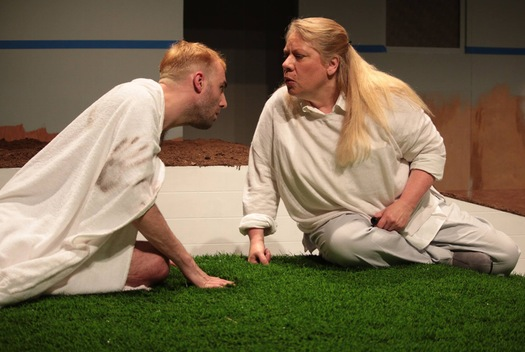 Theater review: 'Every Sentence Is For The Birds' by Moving Company at the Lab …