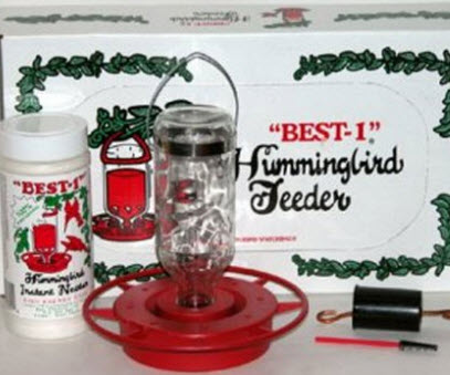Best-1 Hummingbird Feeder Gift
