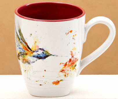 Image Result For Hummingbird Coffee Mugs