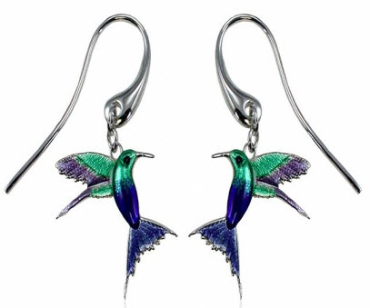 Guy Harvey Earrings