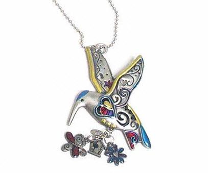 2aa39c7a7 Hummingbird Jewelry - Hummingbirds Plus