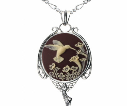 Hummingbird Necklace Jewelry