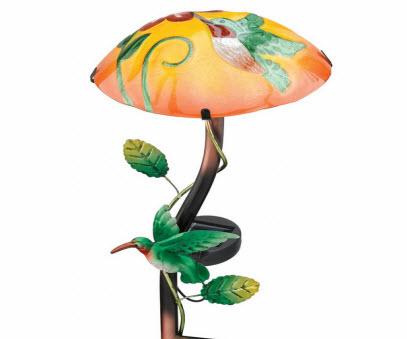 Hummingbird Gift Stake