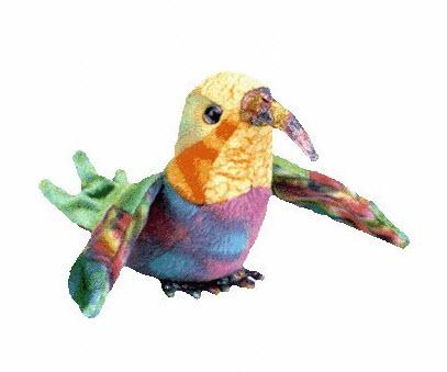 Hummingbird Beanie Baby