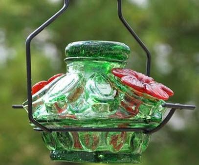 Parasol Hummingbird Feeder