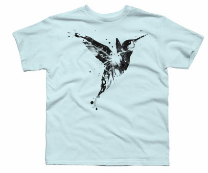 Youth Graphic T Shirt