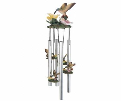 Hummingbird Garden Windchime