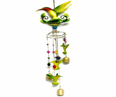 Red Carpet Wind Chimes