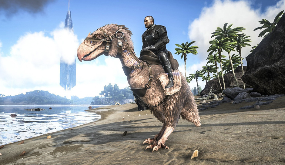 'ARK Survival Evolved' Xbox One Getting Terror Birds Next Week With Update 732