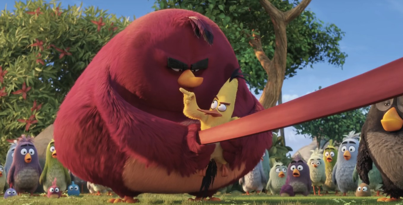 'The Angry Birds Movie' Trailer: Birds Crash and Pigs Fly
