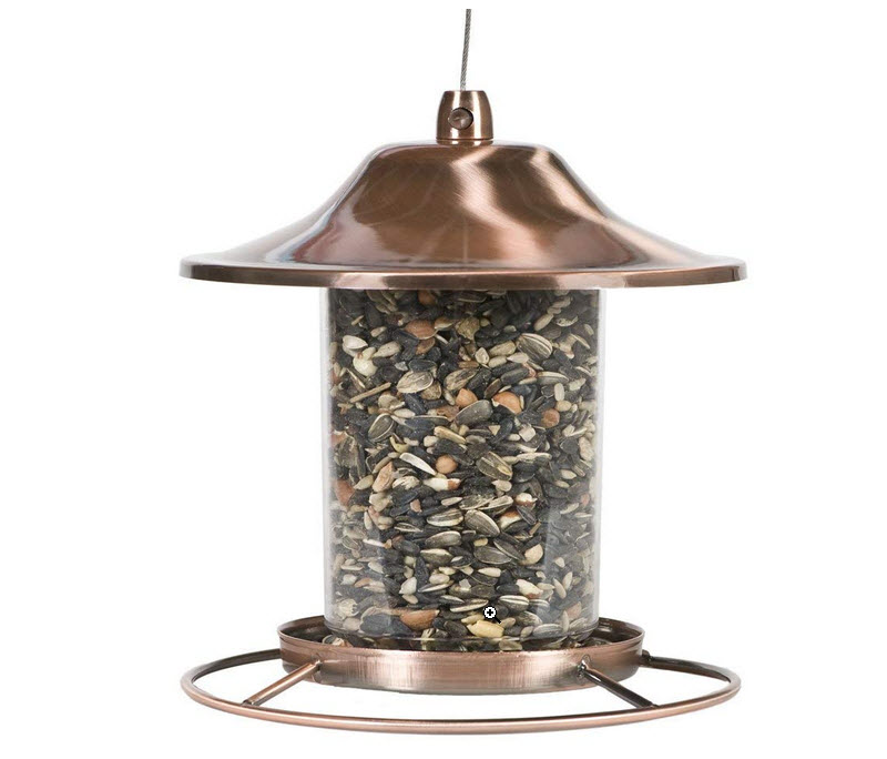 Perky-Pet Copper Panorama Feeder