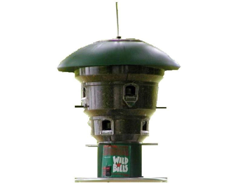 Wild Bill's 8-Station Squirrel Proof Bird Feeder